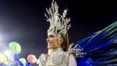 El carnaval de Brasil 2013