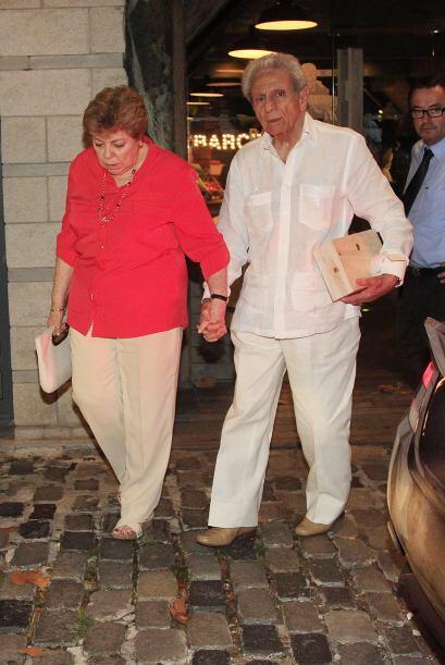 Fueron los padres de la cantante colombiana quienes anunciaron que el be...