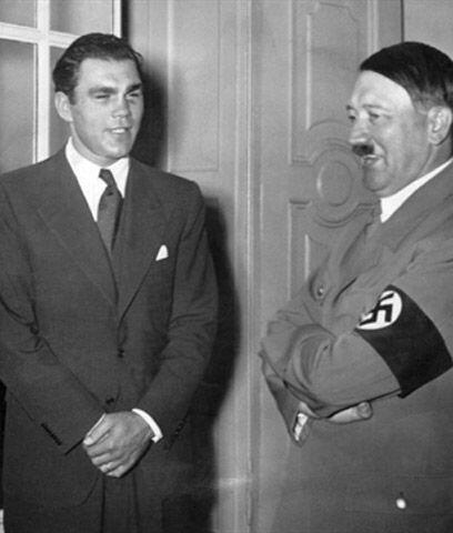 La guerra mundial sobre el ringEl 19 de junio de 1936 el alemán Max Sch...