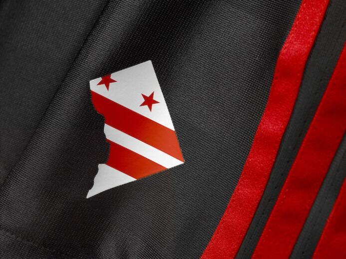 Camiseta de D.C. United para la temporada 2016