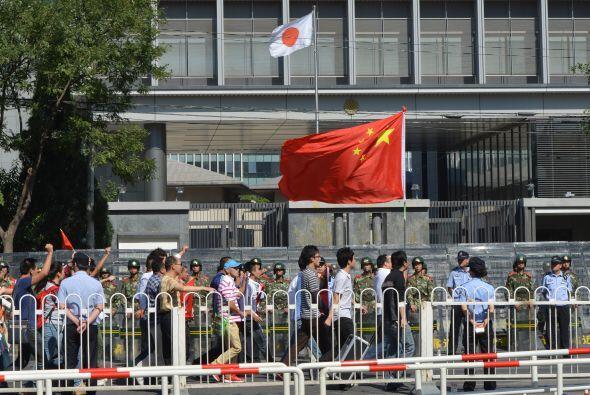 El conflicto diplomático entre China y Japón por la perten...