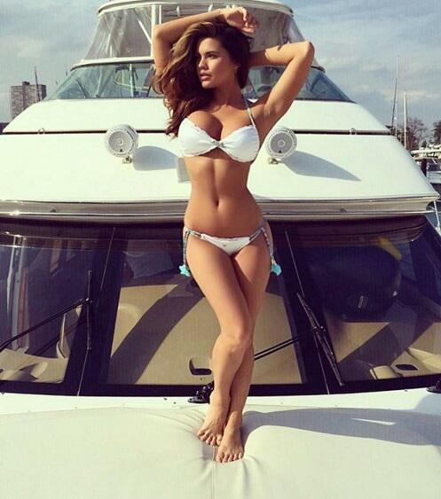 La espectacular modelo estadounidense es una gran fanática de todos los...