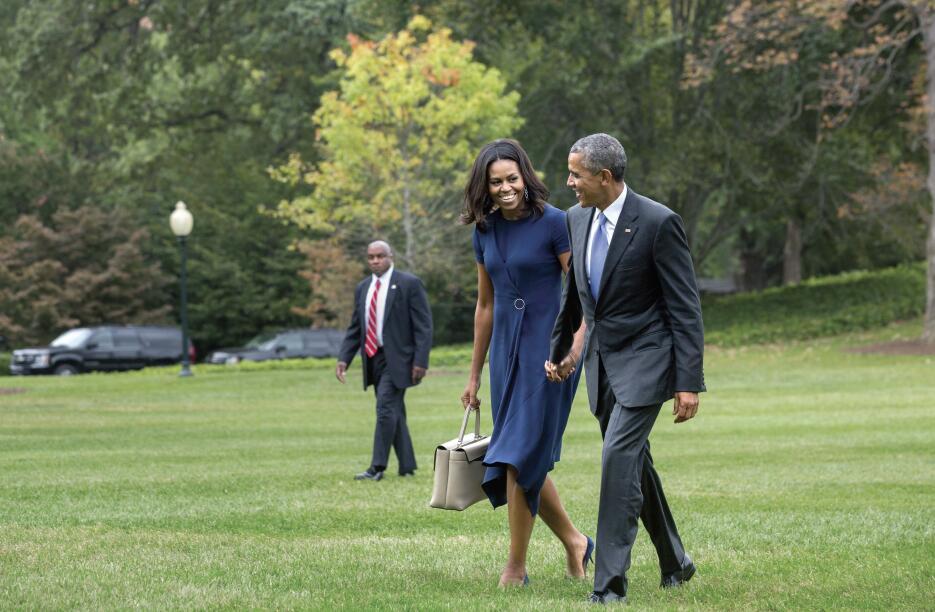Michelle Obama en los ojos de su fotógrafa personal chasing-light-p-36-o...