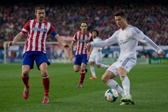 El partido entre el Real Madrid y el Atlético de Madrid será el quinto j...
