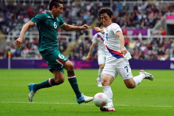 11.- Debut en JO, México vs Corea del Sur.- El debut de México en Juegos...