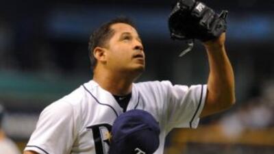 El dominicano fue segundo en la Liga Americana en presentaciones en el 2...