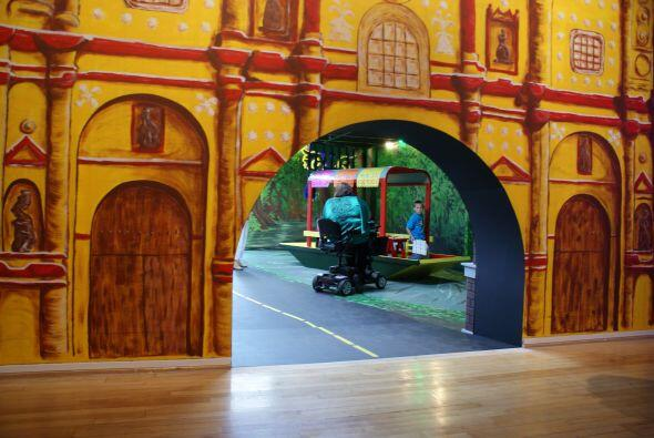 Las diferentes etapas históricas de México están presentes en la exposic...