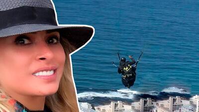 Galilea Montijo se ausentó del programa Hoy para enfrenar uno de sus más grandes miedos