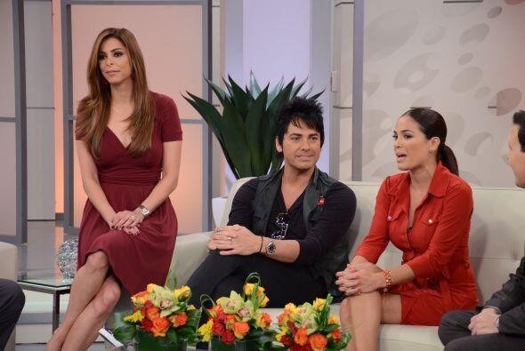 El chileno dijo no estar acostumbrado a estar constantemente en la telev...