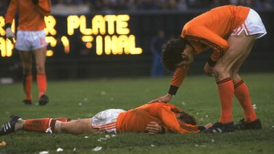 Historias de Mundiales: la Naranja Mecánica, la brillante selección 'nacida para segundar'