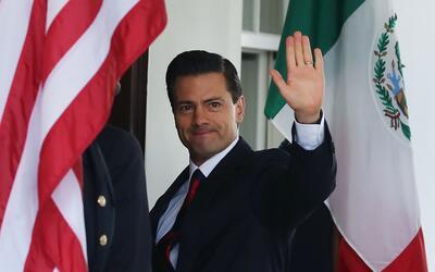 El presidente de México, Enrique Peña Nieto. (Archivo)