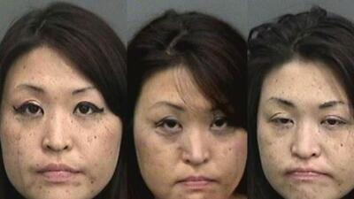 Jennifer Yi, de 31 años, fue arrestada por la policía de Hillsborough. (...