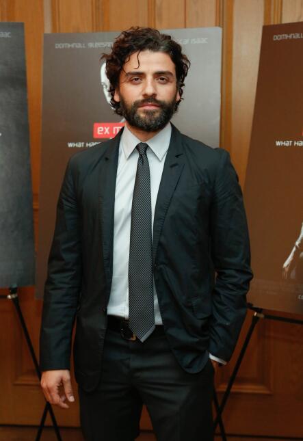 El talentoso guatemalteco Oscar Isaac