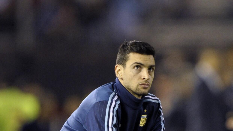 Javier Pastore.