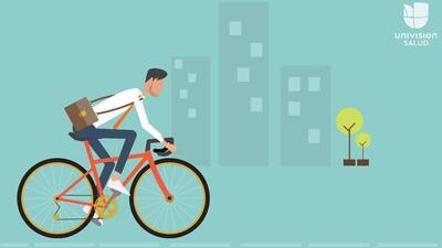 Un poco de movimiento para combatir el sedentarismo