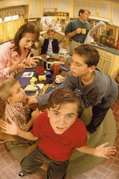 'Malcolm in the Middle' se estrenó en enero de 2000 y duró siete tempora...