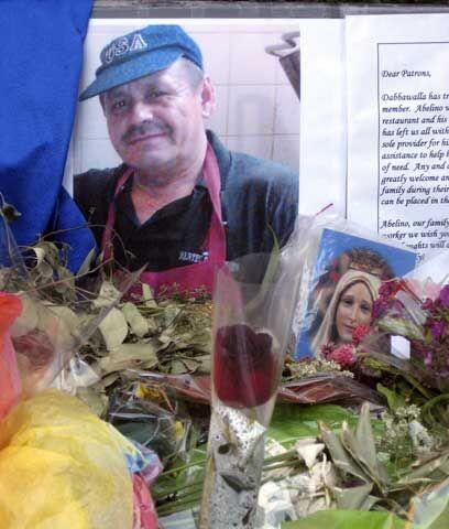 El salvadoreño Abelino Mazariego, de 47 años, ha sido el único en morir...