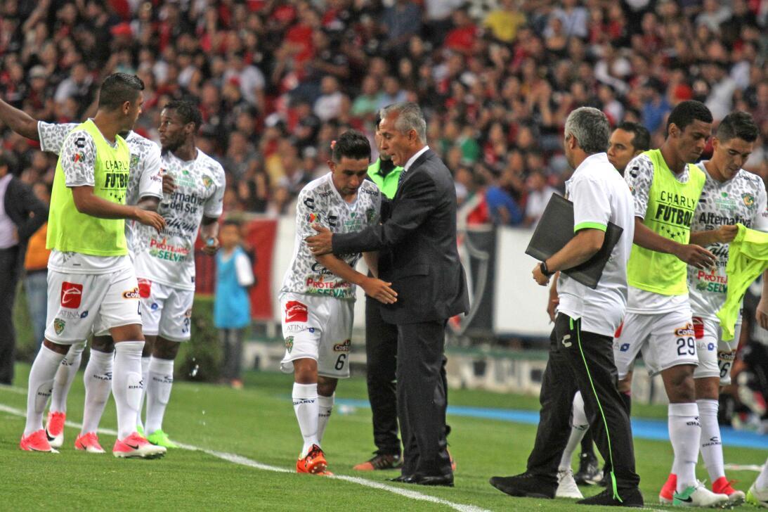Jaguares ya descansa en el Ascenso MX pese a derrotar al Atlas hristian...