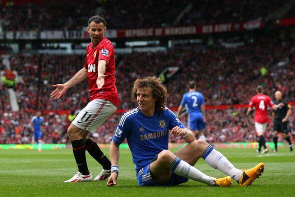 El jugador del Chelsea tuvo una semana fabulosa, iniciando en la Liga Eu...