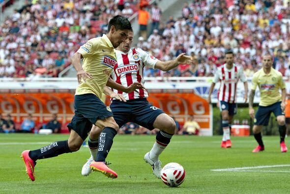 27.- Antonio Madueña: El joven americanista sorprendió al aparecer como...