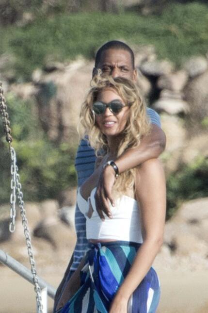 ¡Beyoncé y Jay Z están beso y beso! SALF_BYZCIL150916_18.JPG