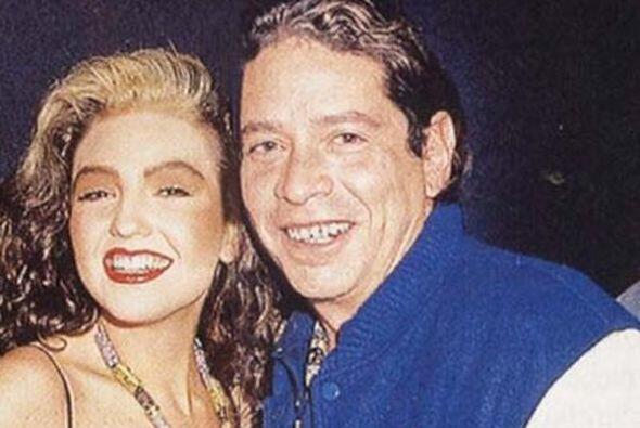 Thalía fue novia del hijo del ex presidente de México, Gus...