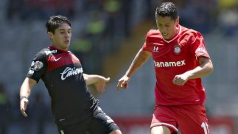Tijuana y Toluca se miden en duelo de la fecha 15.