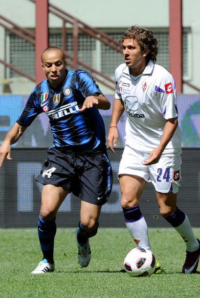 Con el título de Italia ya decidido en favor del Milan, el Inter encarab...