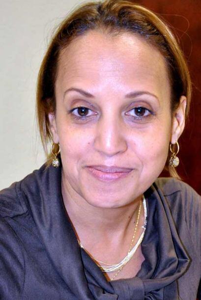 Activista y diplomática venezolana, Livia Antonieta Acosta Noguer...