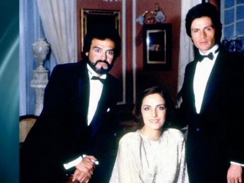 """""""Cuna de Lobos"""" es una de las telenovelas clásicas que..."""