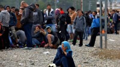 Refugiados siguen llegando a Europa