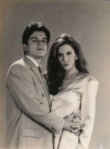 Esta telenovela fue protagonizada antagónicamente por la actriz, quien c...