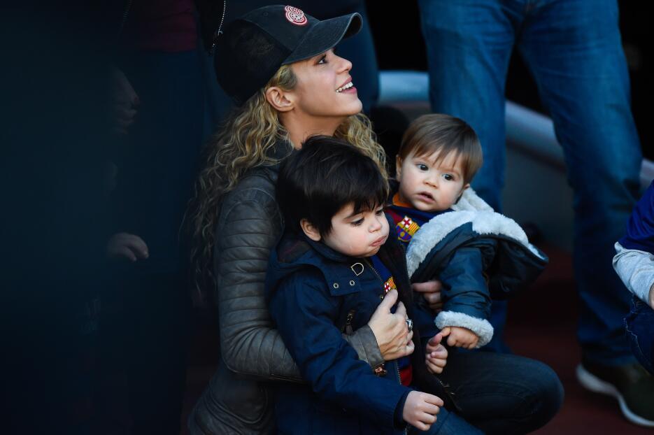 Tanto Shakira como Carlos Vives son papás.