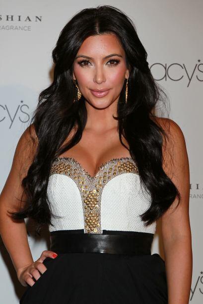 Kardashian ha comentado en varias ocasiones estar muy satisfecha con su...