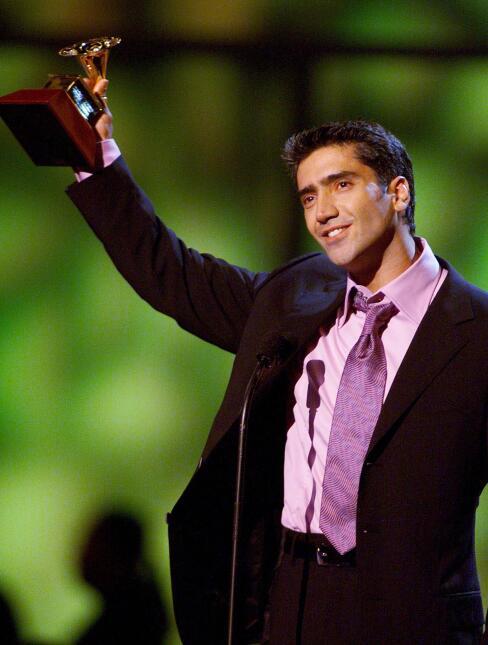 En la primera entrega, en el año 2000, Alejadro Fernández conquistó el M...