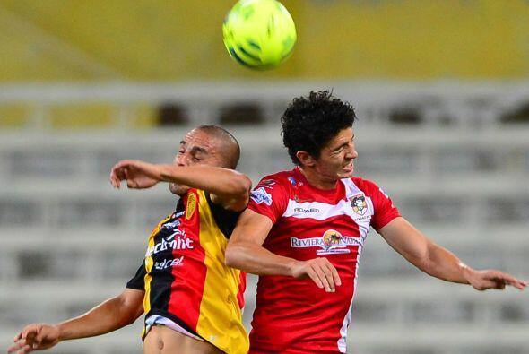 Jorge Hernández, el volante de los Leones Negros ha destacado con los ta...