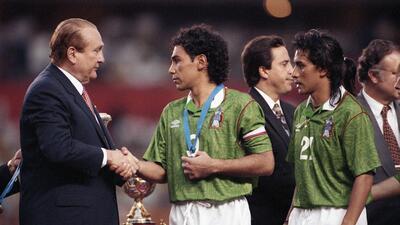 México, el invitado más competitivo en las Copa América desde 1993