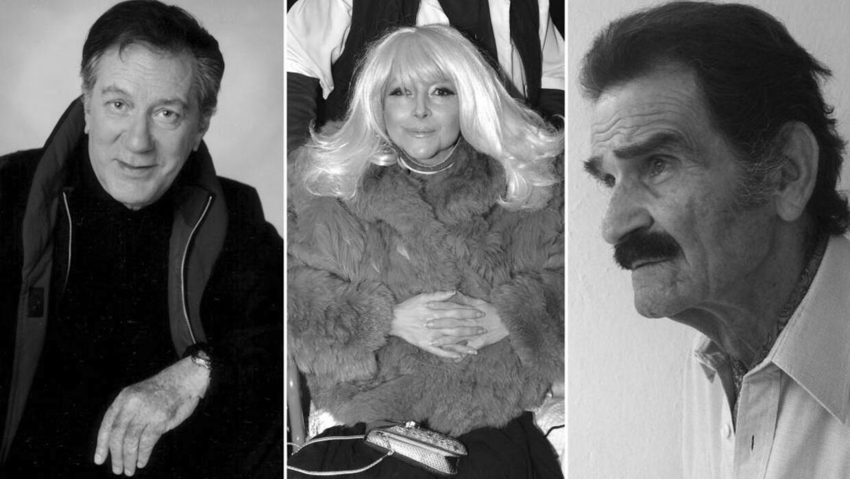 Actores que han vivido en un asilo