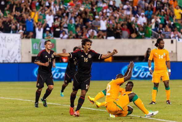 El último duelo de México ante un africano, fue en agosto pasado en ese...