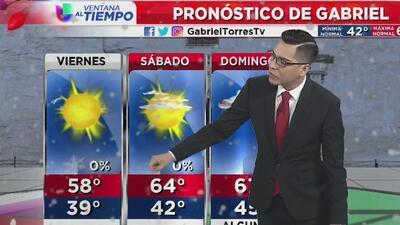 Continuarán los vientos para este viernes en San Antonio
