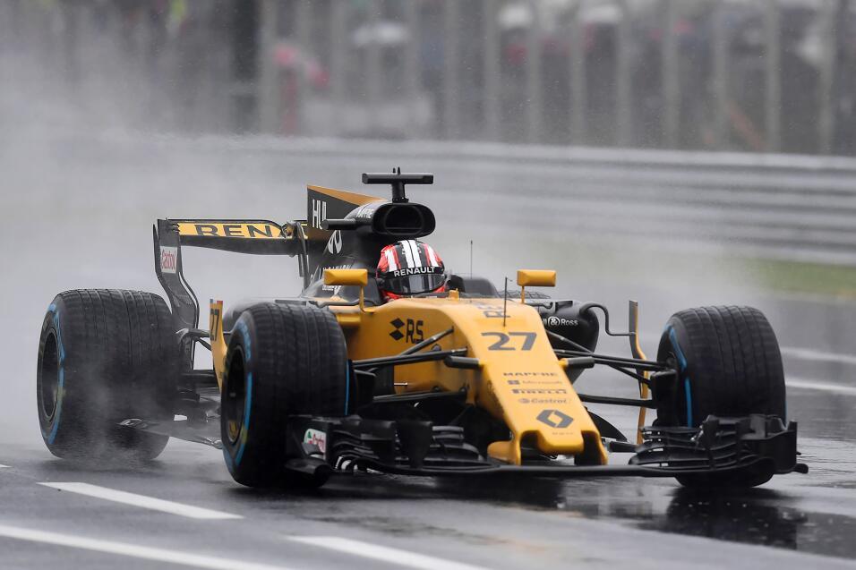 12. Nico Hulkenberg (Renault) - Mejor tiempo: 1:38.059 / 20 vueltas