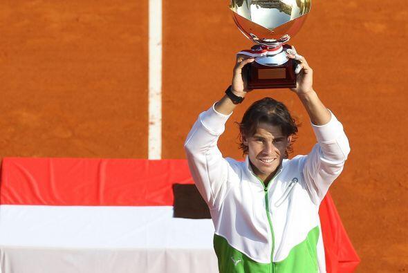 Por séptimo año consecutivo, el español Rafael Nada...