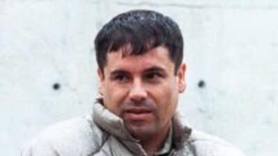 """Joaquín """"El Chapo"""" Guzmán se encuentra prófugo desde enero del 2001."""