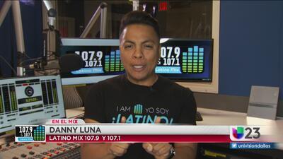 #EnElMix: Danny Luna entrevisto al actor de la serie 'El Chapo' - Marco De La O