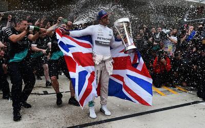 Lewis Hamilton buscará el título en Austin.