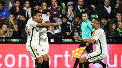 Falcao le da el triunfo al Mónaco sobre el Metz