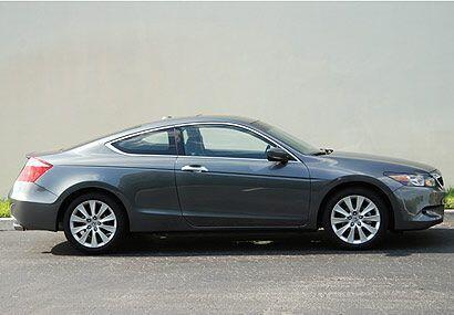 El Honda Accord recibió un rediseño total para el modelo 2...