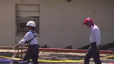Discuten reconstrucción de los departamentos Iconic Village en San Marcos