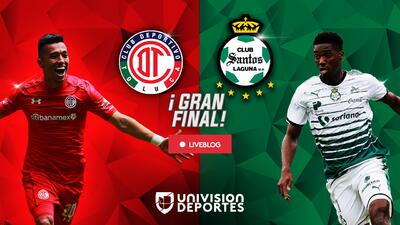 Revive: Toluca vs. Santos, Final Liga MX partido de vuelta Clausura 2018
