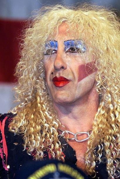 Dee Snider se sigue maquillando como cuando en los años 80 alzanzó la fa...
